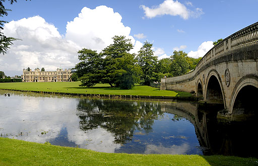 Audley End House & Gardens -- Essex