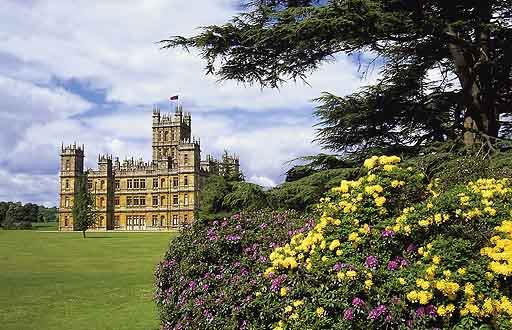 Highclere Castle -- Hampshire