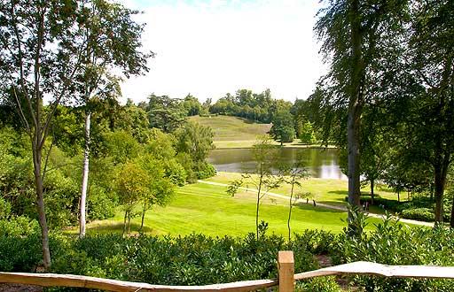 Landscape Garden Surrey : Claremont landscape garden surrey ? open at